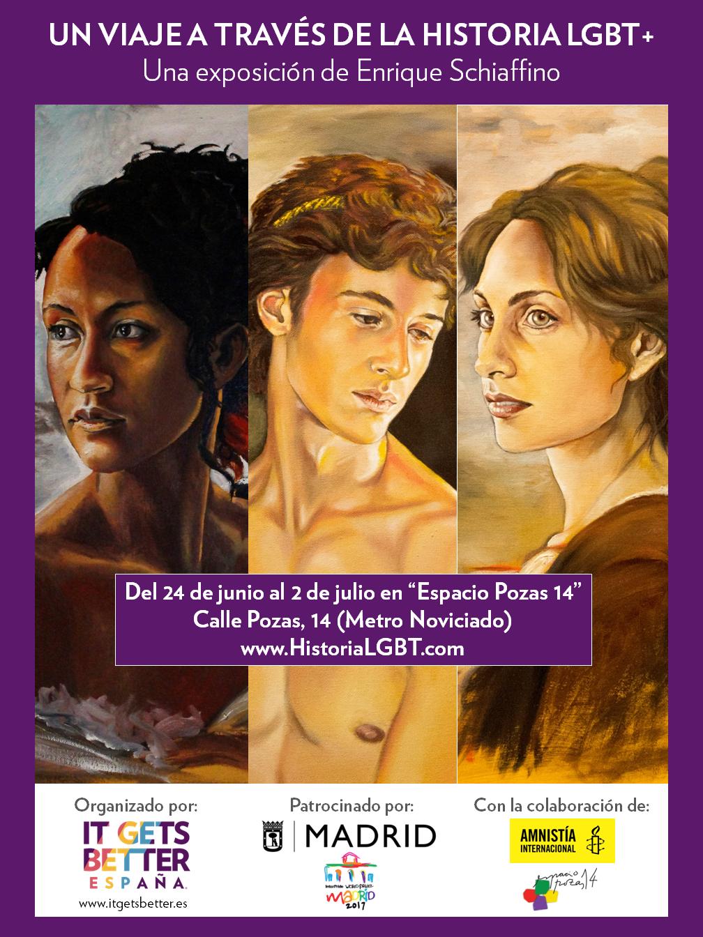 Un viaje a través de la Historia LGBT+